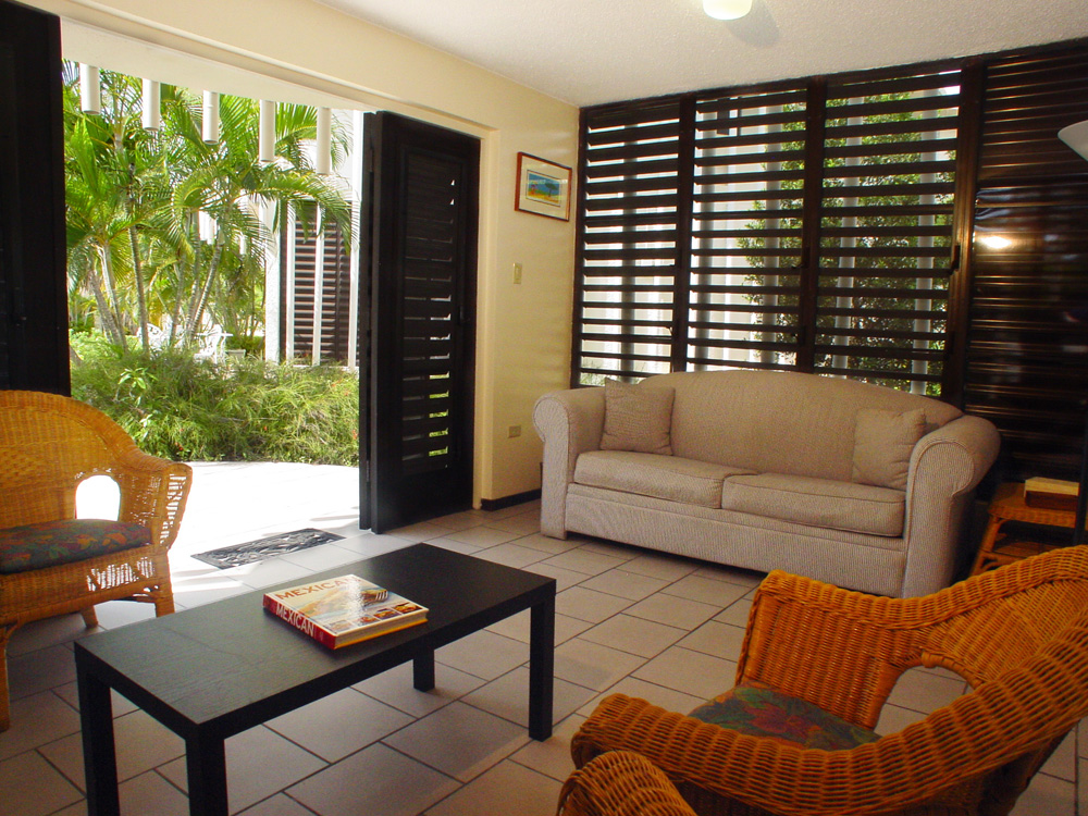2 Bed Short Term Rental Villa Cabo Rojo