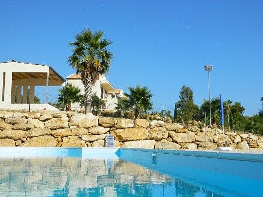 4 Bed Short Term Rental Villa Sciacca