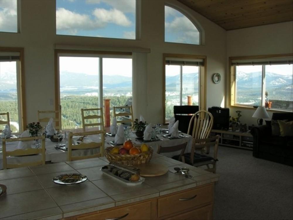 Lake Tahoe North Shore vacation rental with Alta Vista Chalet