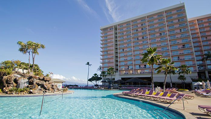Beautiful Deluxe Ocean View Condo on Kaanapali Beach with 1 Bedroom, March 12-21, 2015