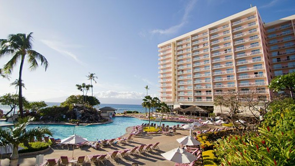 Kaanapali vacation rental with