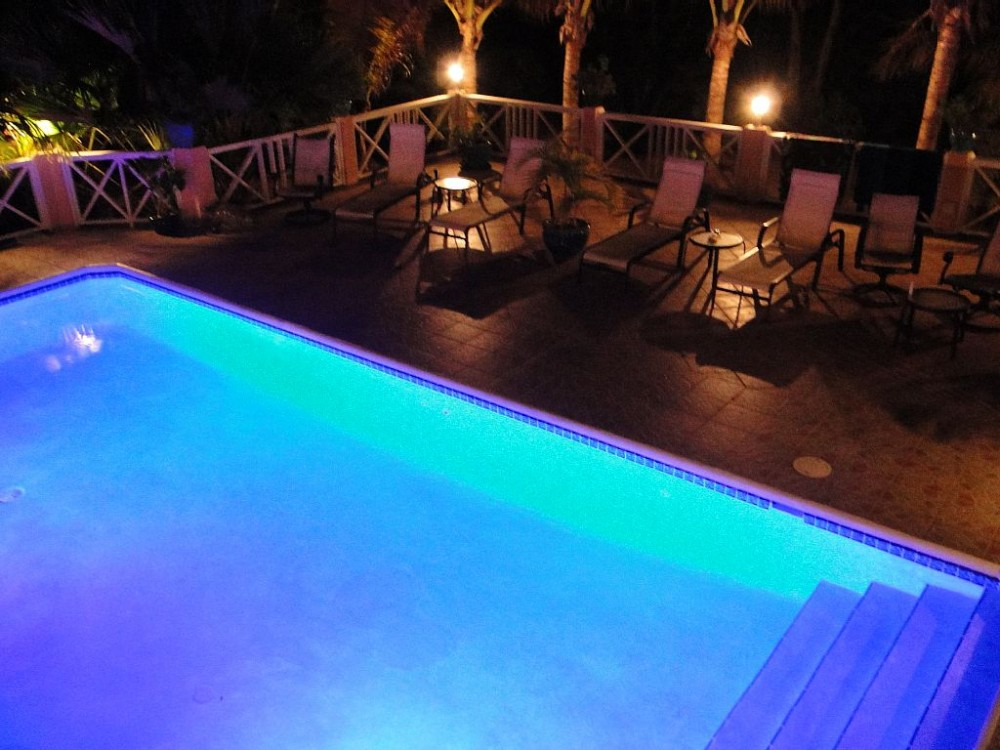 Leeward vacation rental with Chromatic Pool