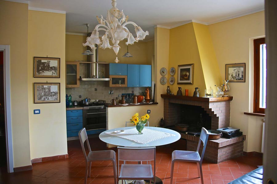 3 Bed Short Term Rental Accommodation Spoleto