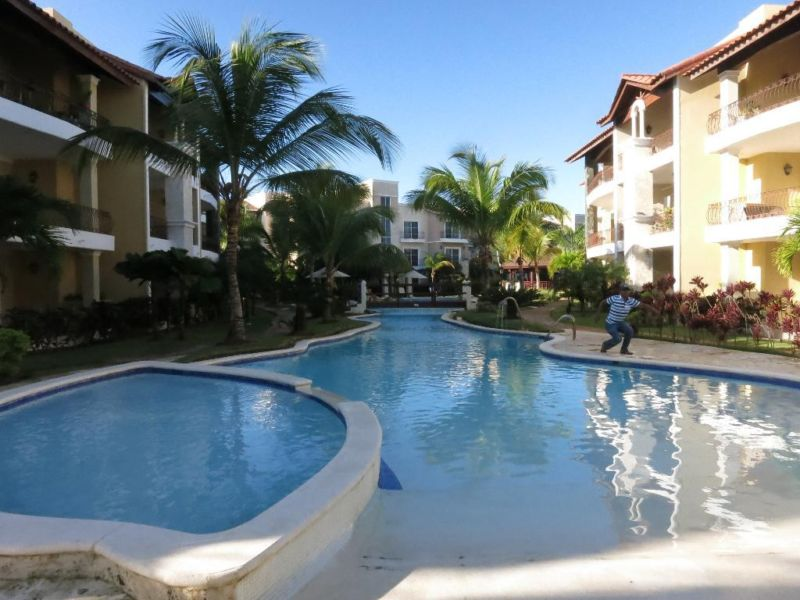 3 Bed Short Term Rental Condo Bavaro