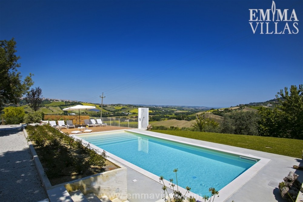 Fermo vacation rental with