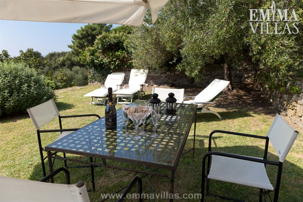 Ameglia vacation rental with