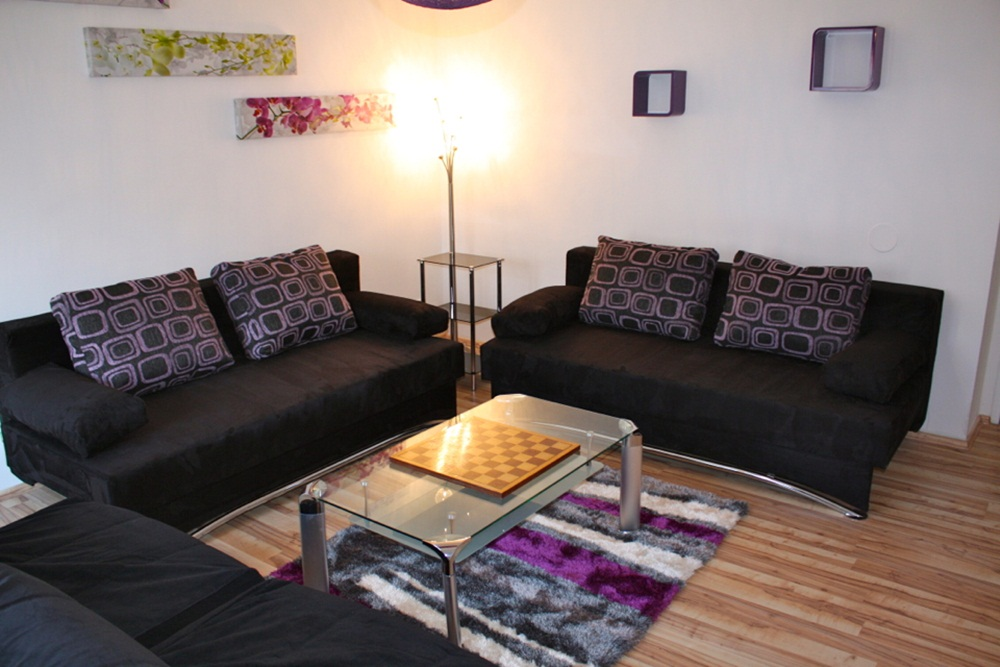 1 Bed Short Term Rental Apartment Vienna City