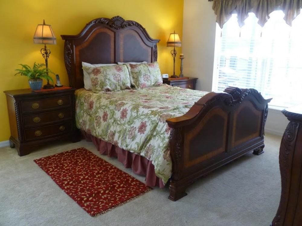 Davenport vacation rental with Master bedroom