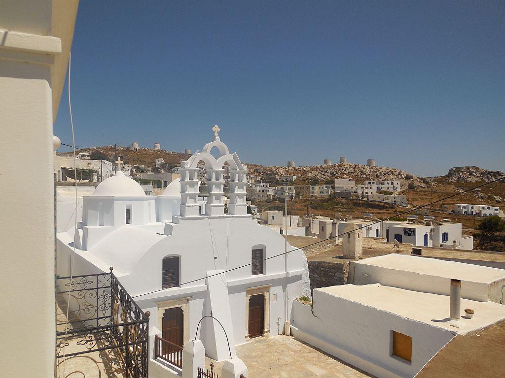 1 Bed Short Term Rental Apartment Amorgos
