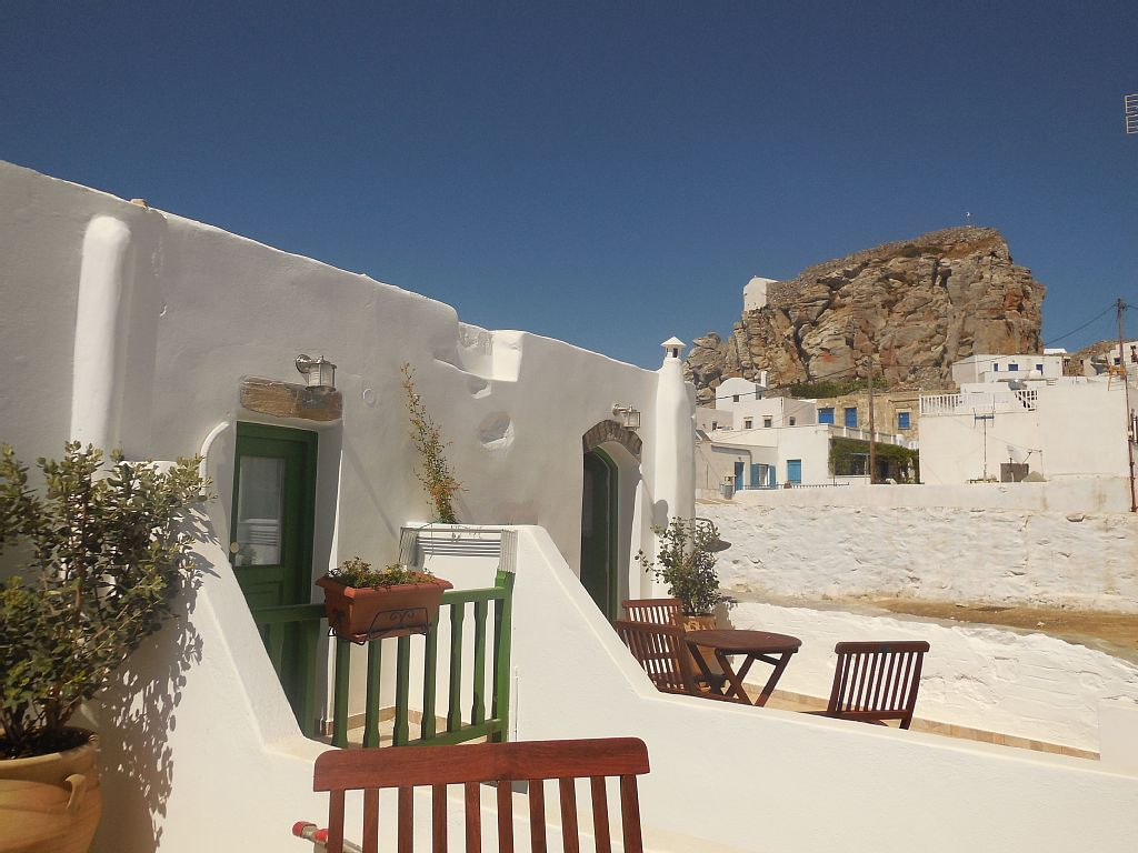 0 Bed Short Term Rental Accommodation Amorgos