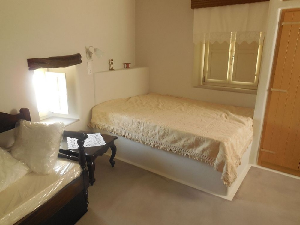 Amorgos vacation rental with double bed, studio