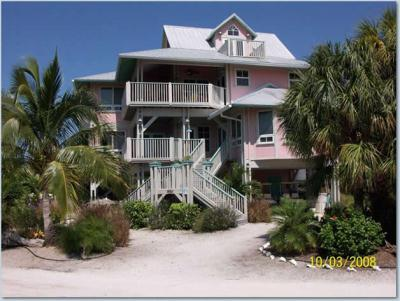 The Coral Reef Beach House
