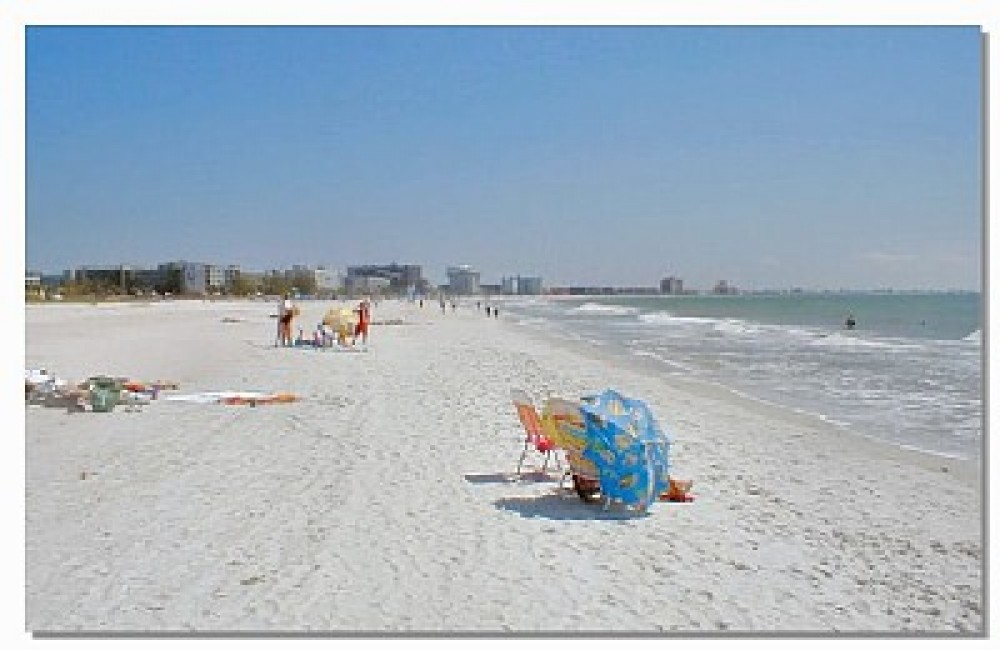 st pete beach vacation rental with Sunset Beach