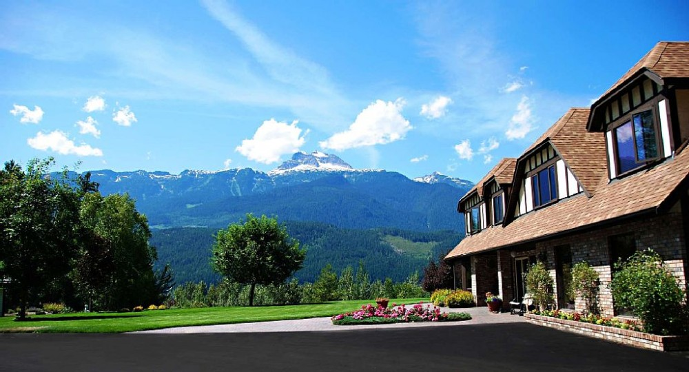 Revelstoke vacation rental with