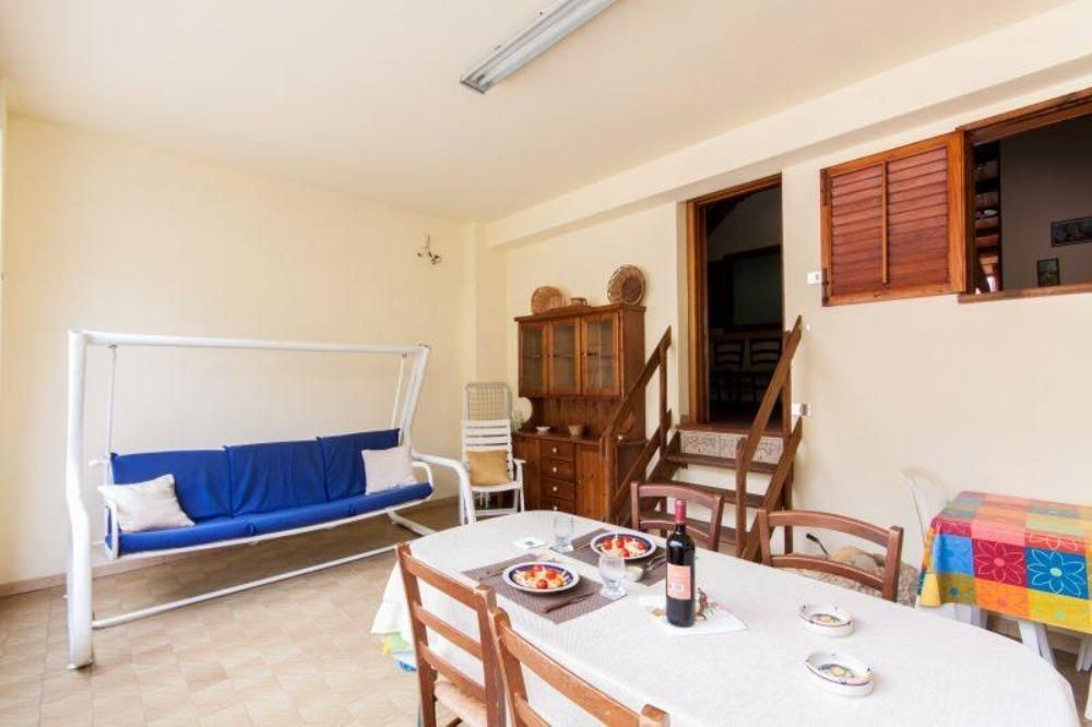 Castellammare Del Golfo  vacation rental with veranda