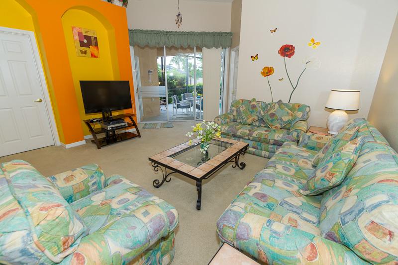 4 Bed Short Term Rental Villa Calabay Parc