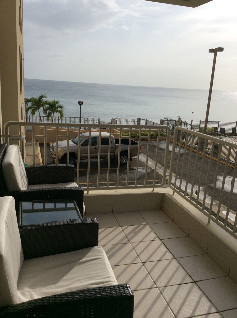 Rincon beach apartment