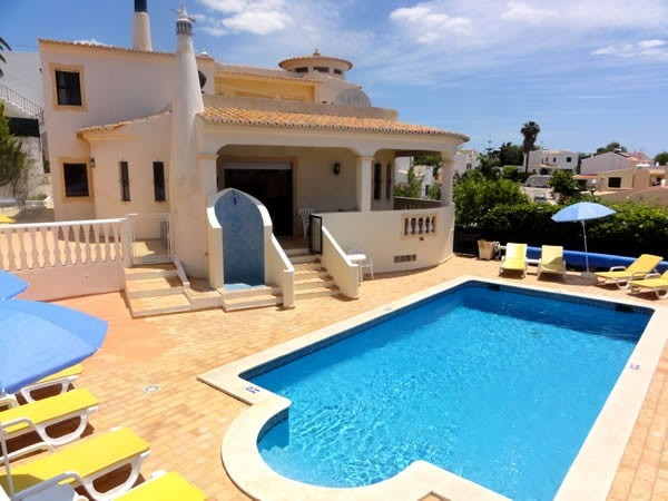 4 Bed Short Term Rental Villa Albufeira City