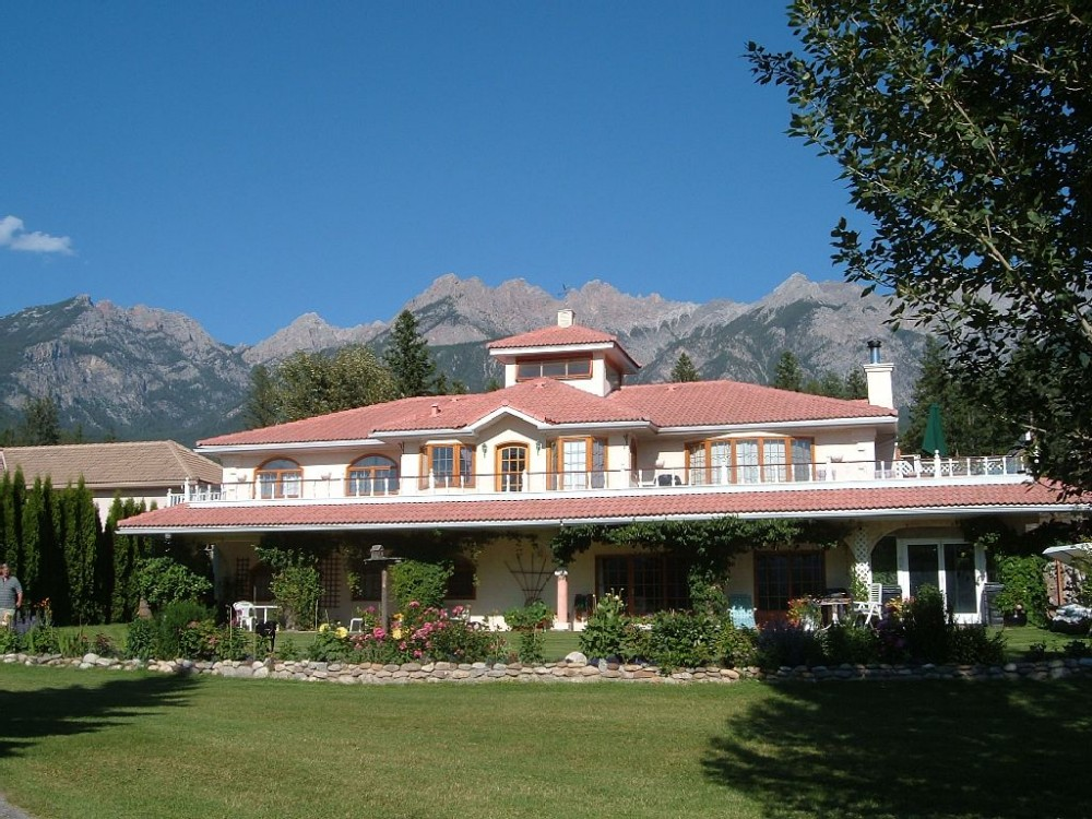 Fairmont Hot Springs vacation rental with