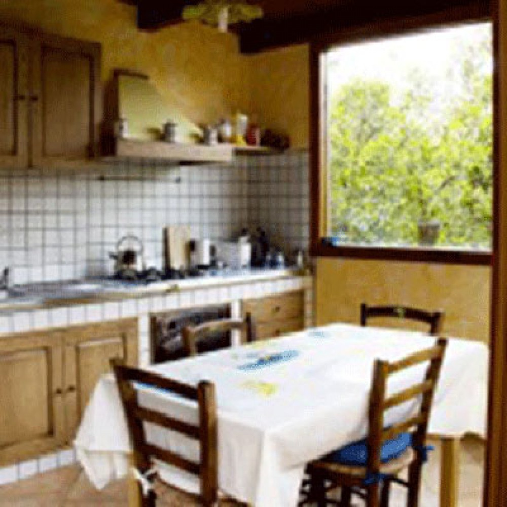 Sorrento vacation rental with CUCINA