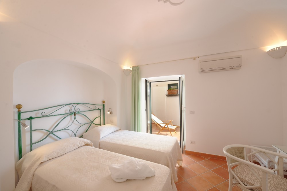 Praiano vacation rental with