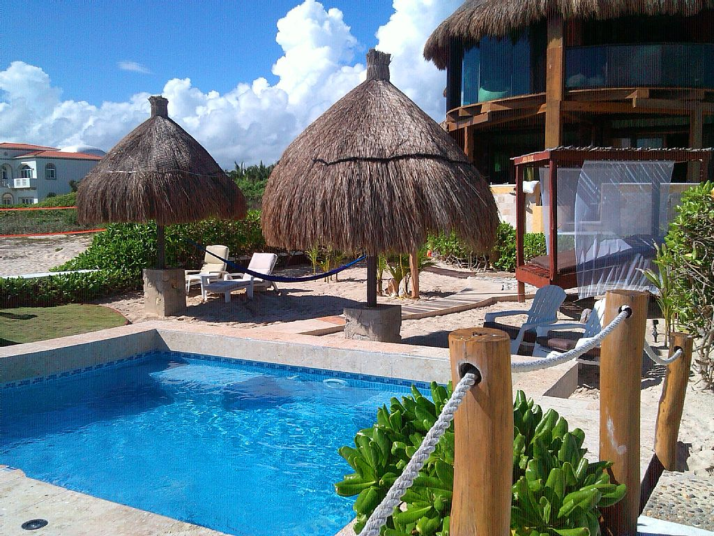 3 Bed Short Term Rental Apartment Playa Del Carmen