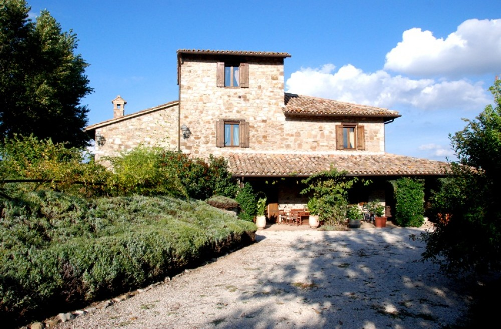 Todi vacation rental with