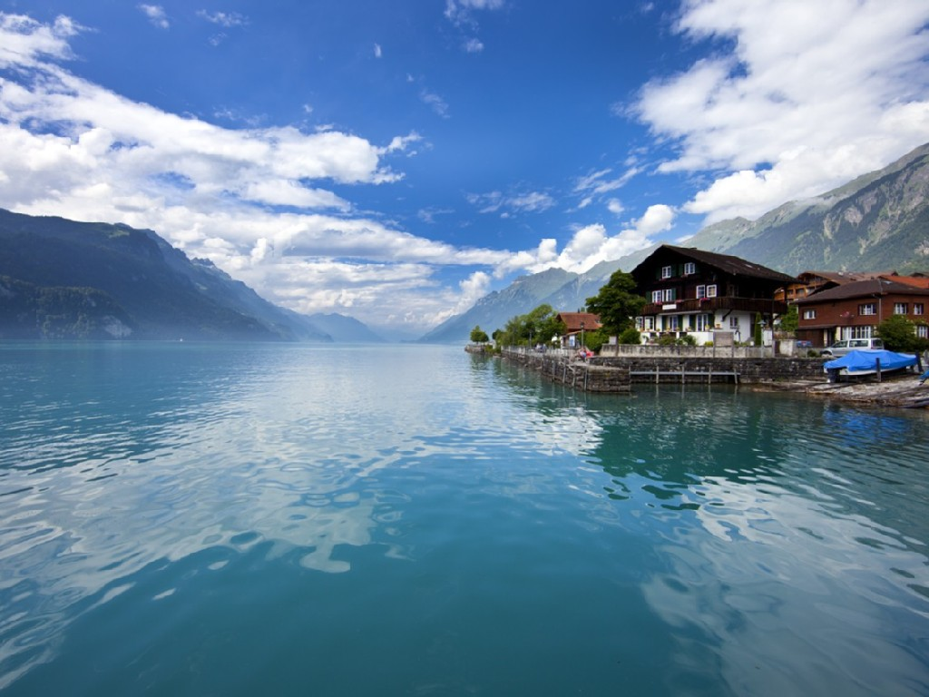 3 Bed Short Term Rental Accommodation Brienz