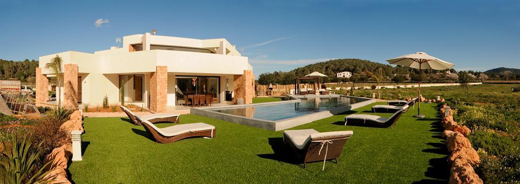 5 Bed Short Term Rental Villa Ibiza Town