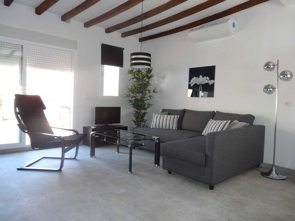1 Bed Short Term Rental Apartment Malaga City