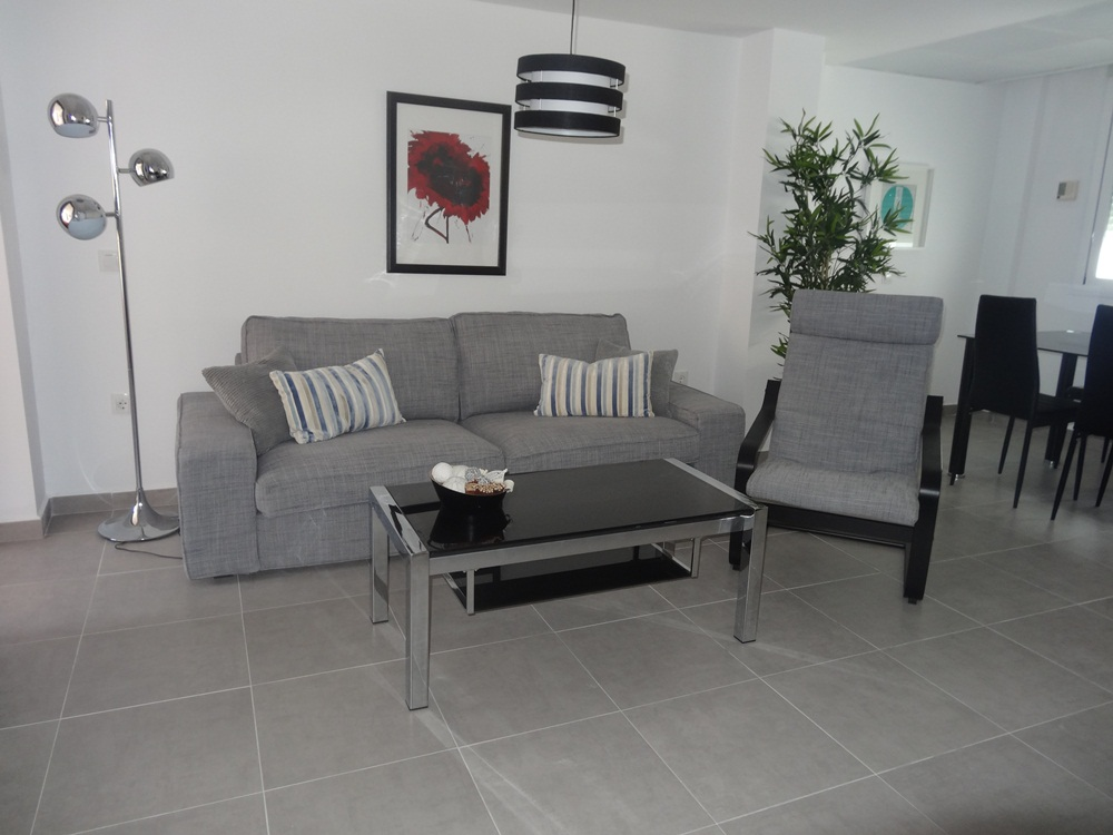 2 Bed Short Term Rental Apartment Malaga City