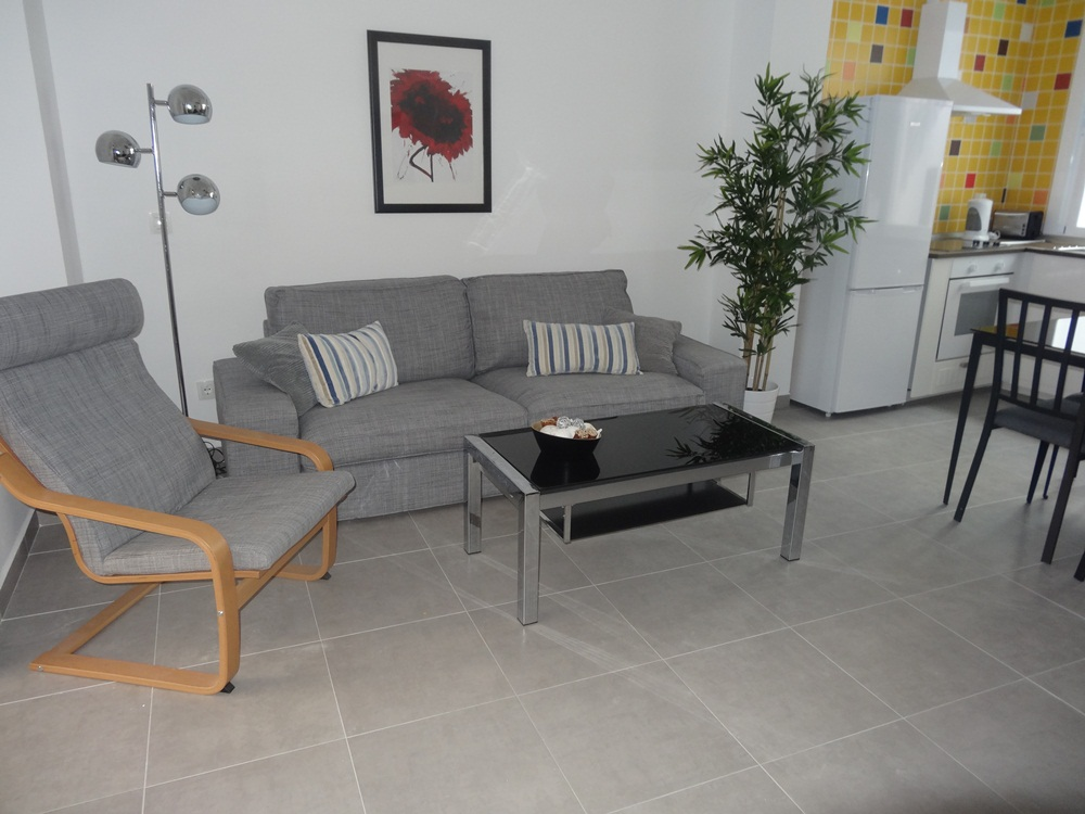 2 Bed Short Term Rental Apartment Malaga City