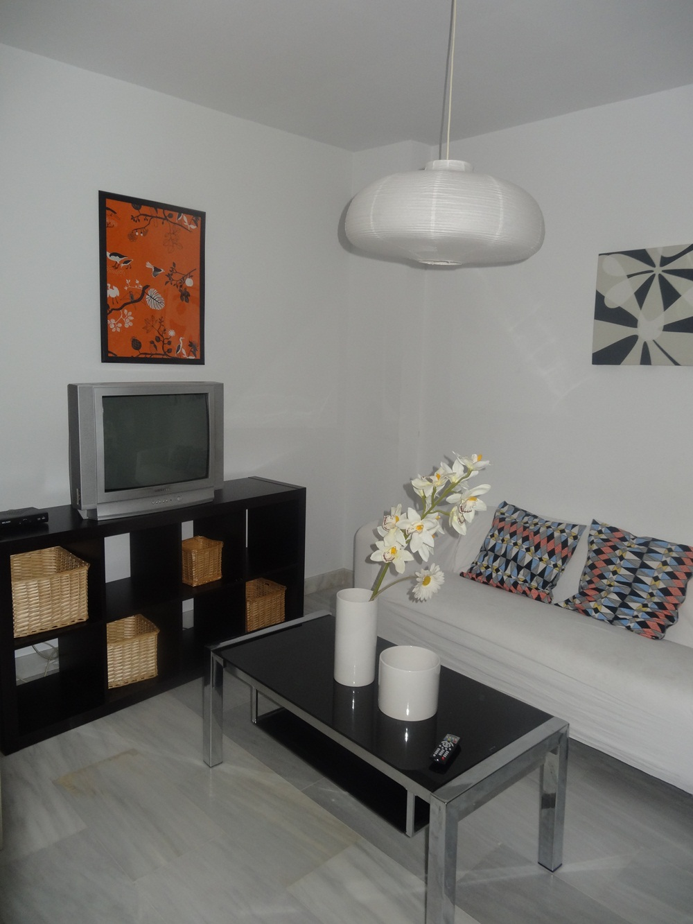 1 Bed Short Term Rental Accommodation Malaga City