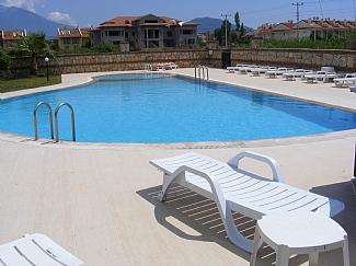 3 Bed Short Term Rental Apartment Calis Beach