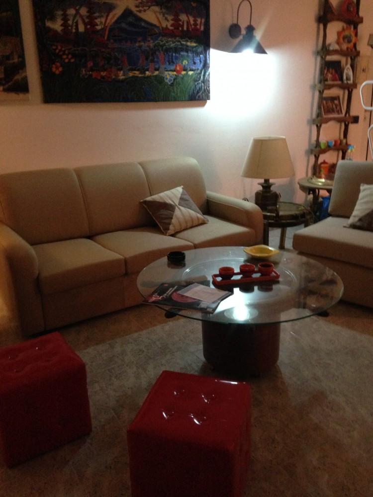 Messina vacation rental with SALONE CON DIVANO LETTO MATRIMONIALE
