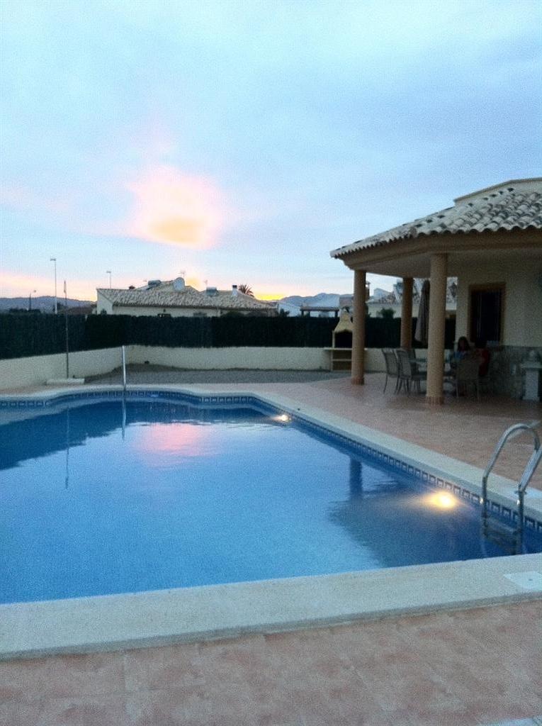 3 Bed Short Term Rental Villa Huercal-Overa