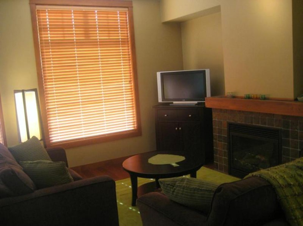 Sun Peaks vacation rental with