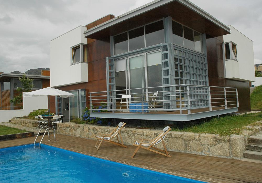 3 Bed Short Term Rental Villa Vila Nova De Cerveira
