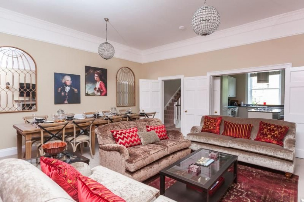 Bath vacation rental with