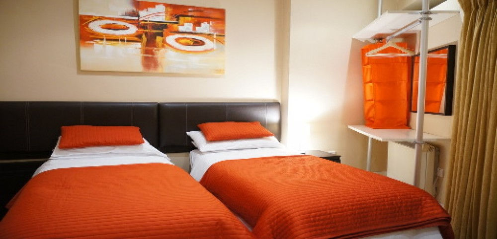 Dublin vacation rental with