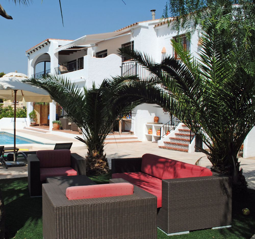 3 Bed Short Term Rental Villa Calpe
