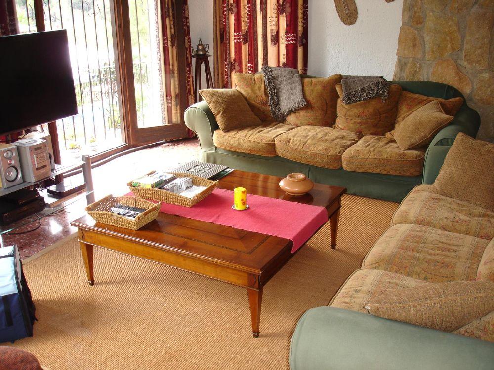 4 Bed Short Term Rental Villa Calpe