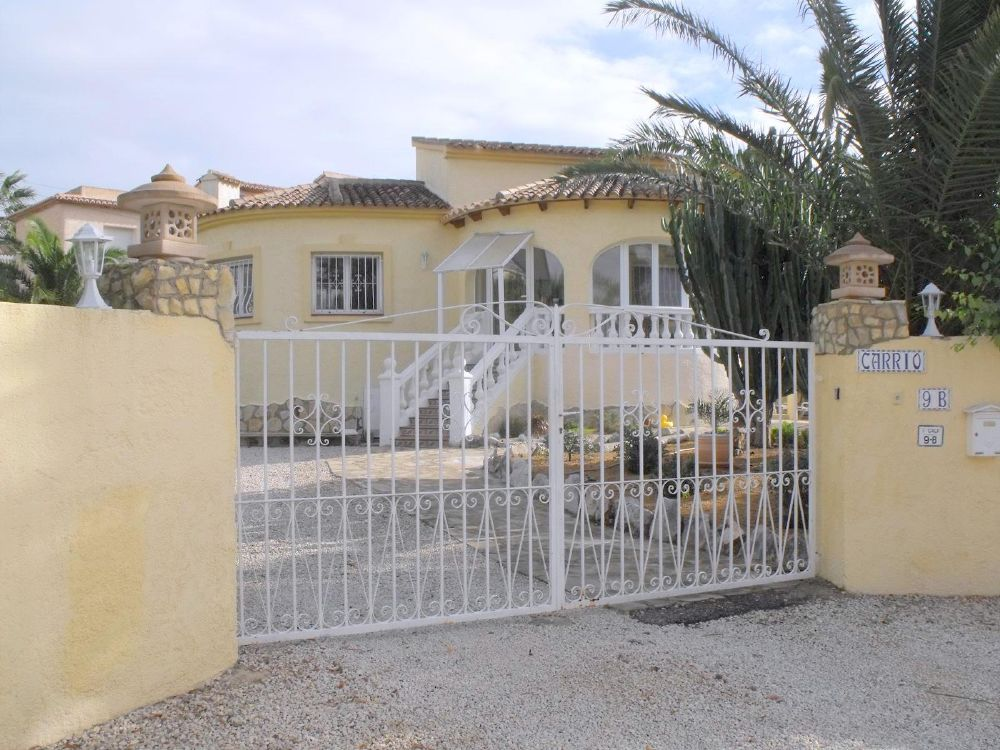 2 Bed Short Term Rental Villa Calpe