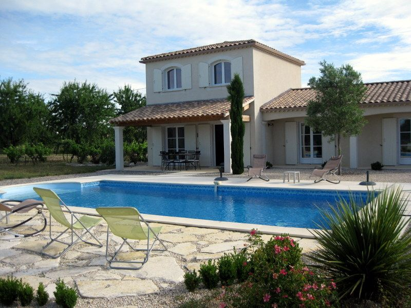 4 Bed Short Term Rental Villa Issirac
