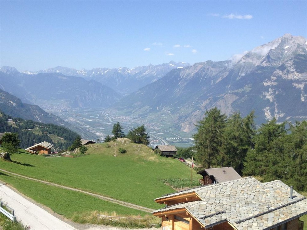 Haute-Nendaz vacation rental with