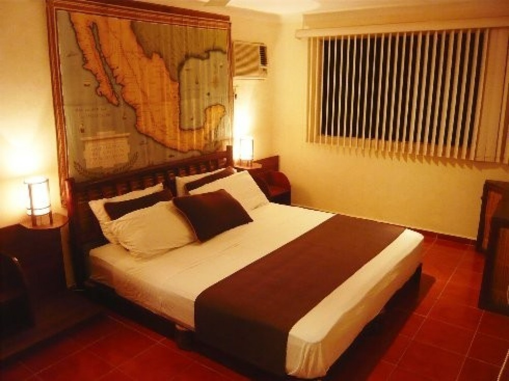 Cancun vacation rental with Masterbedroom with Kingsizebed