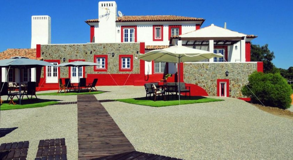 Grandola vacation rental with