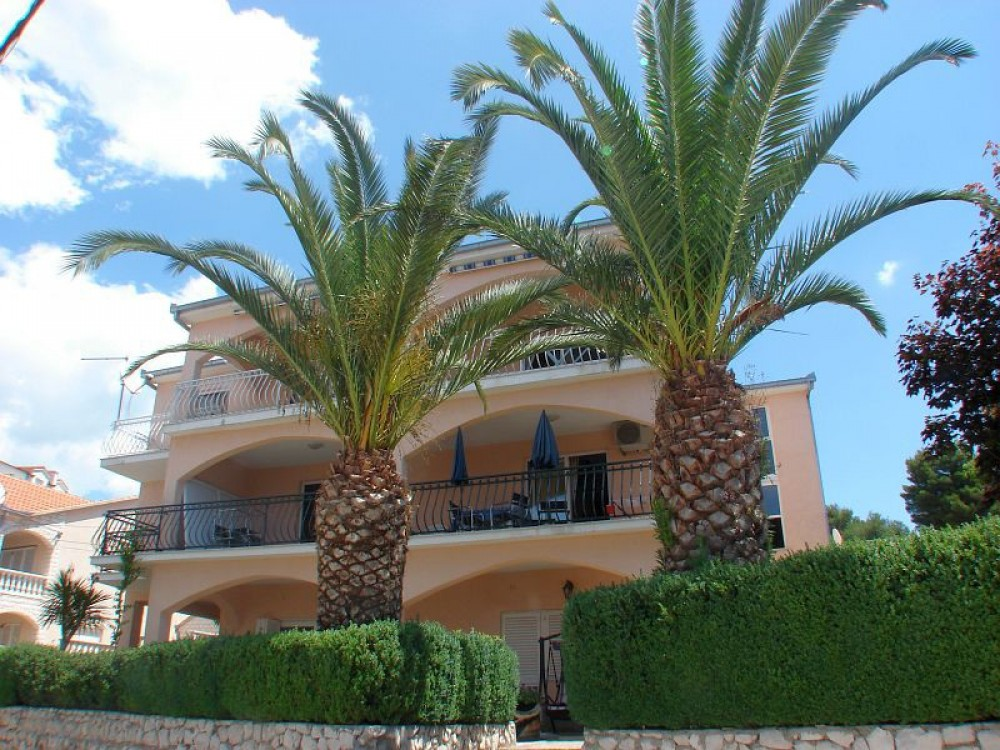 Ciovo vacation rental with