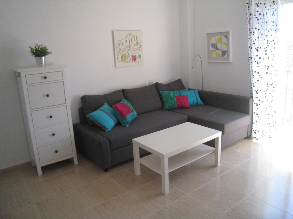 1 Bed Short Term Rental Accommodation Malaga City