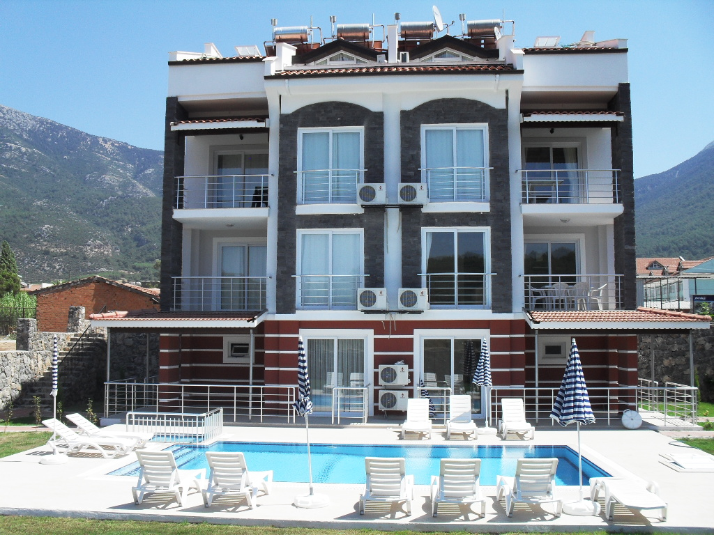 3 Bed Short Term Rental Apartment Hisaronu